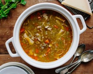 رژیم سوپ